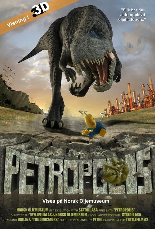 Petropolis plakat web