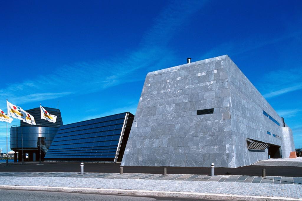 The Norwegian Petroleum Museum in Stavanger. Photo: NOM