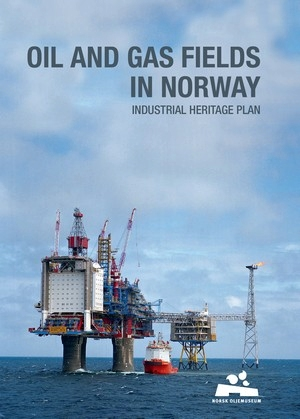 Oil and Gas fields book front page