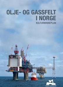 Olje og gassfelt i Norge bokforside nett