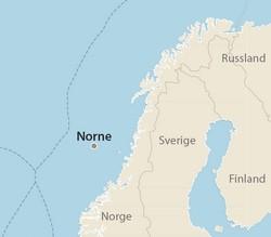 nornefeltet kart Norne | Norsk Oljemuseum nornefeltet kart
