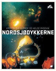 """Forside til boken """"Nordsjødykkerne"""""""