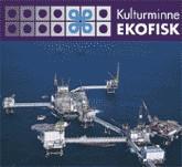 Logo for kulturminne Ekofisk