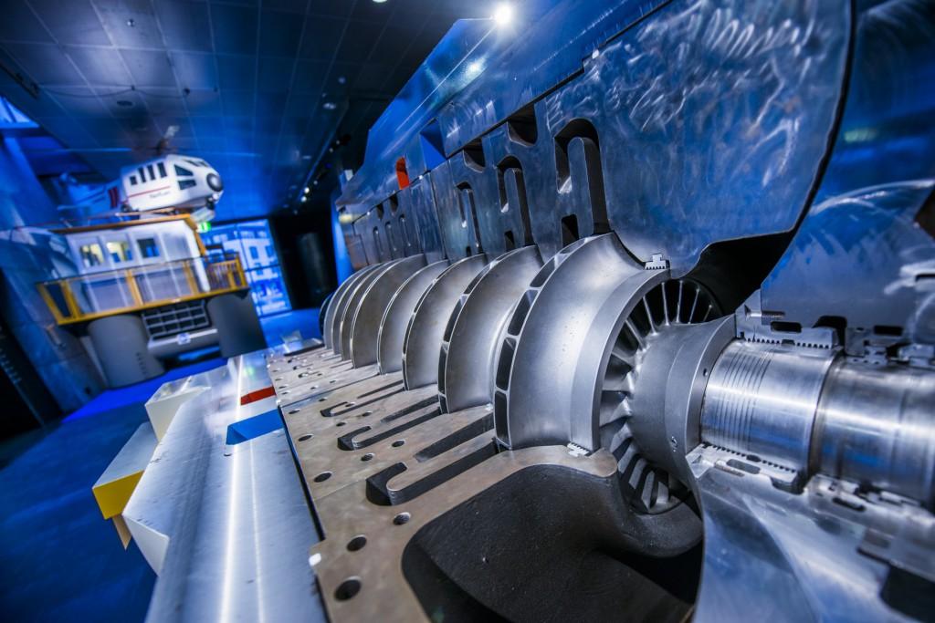 Uten høyteknologisk utvikling hadde ikke det norske oljeeventyret vært mulig. Foto: Fredrik Ringe