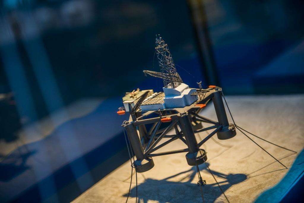 Lær teknologihistorien på Norsk Oljemuseum. Foto: Fredrik Ringe
