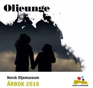 Forside årbok for Norsk Oljemuseum 2016