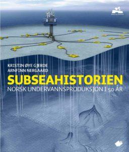 Forside subsea historiebok